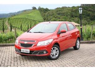 Chevrolet Onix 1.0 LS SPE/4 2013