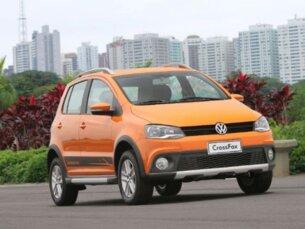 Volkswagen CrossFox 1.6 VHT (Flex) 2012
