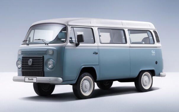 Volkswagen Kombi 2014