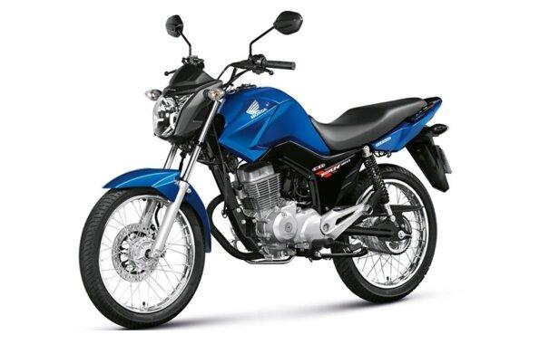 Honda CG 150 2015