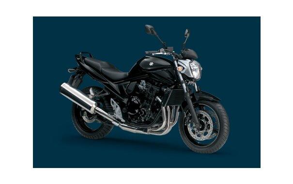 Suzuki Bandit 650 2015