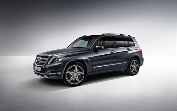 Mercedes Benz Classe GLK 2015