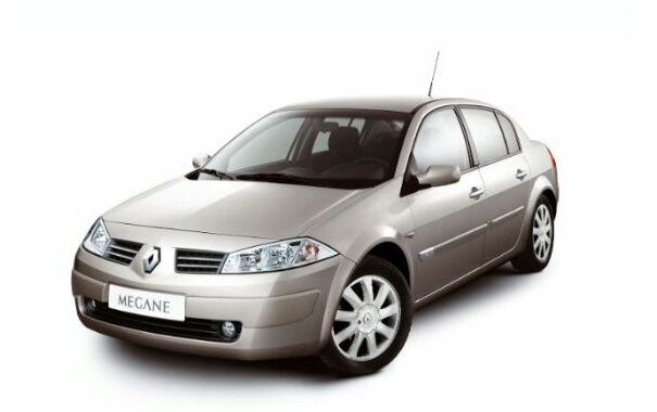 Renault Megane sedan 2011
