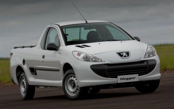 Peugeot Hoggar 2014