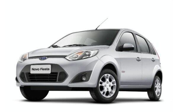 Ford Fiesta Hatch 2014