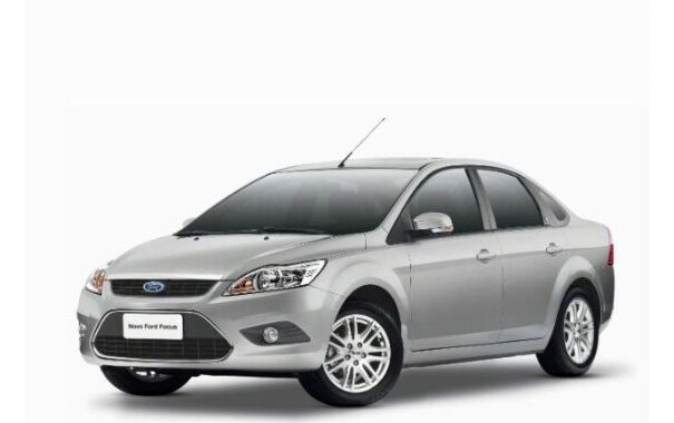 Ford Focus Sedan 2012