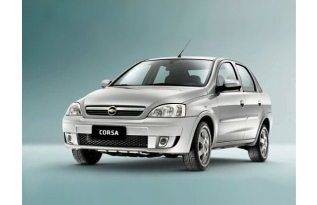 Chevrolet Corsa Hatch 2012