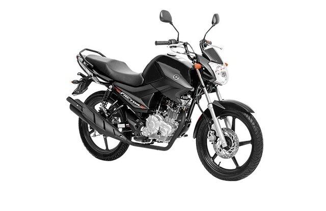 Yamaha YBR 125 Factor 2018