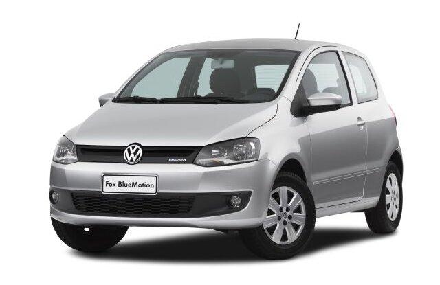 Volkswagen Fox 2014 Icarros