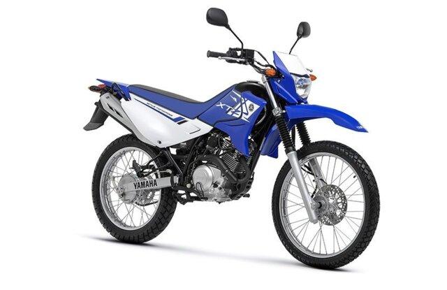 Yamaha Xtz 125 K 2014