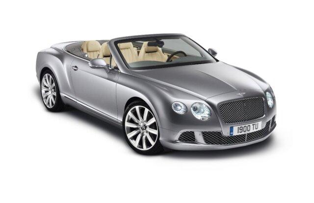 Bentley Continental GTC 2014