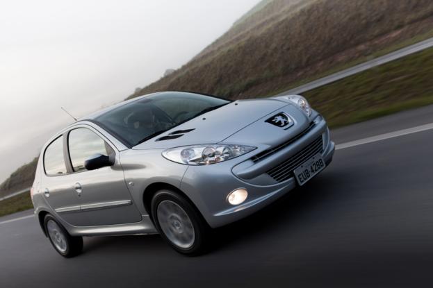 Sobre Peugeot 207 22550_1