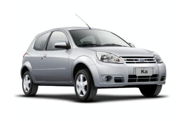 Ford ka hatch 2011 icarros