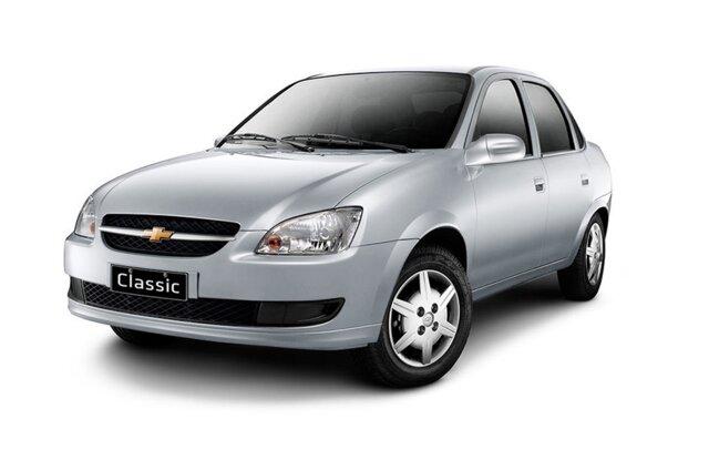 Chevrolet Classic 2016