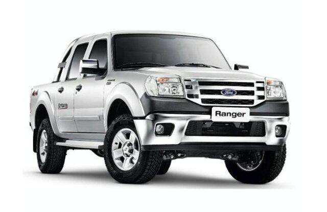 Ford Ranger (Cabine Dupla) 2012
