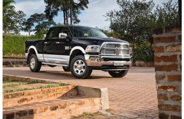 Dodge Ram Pickup 2016