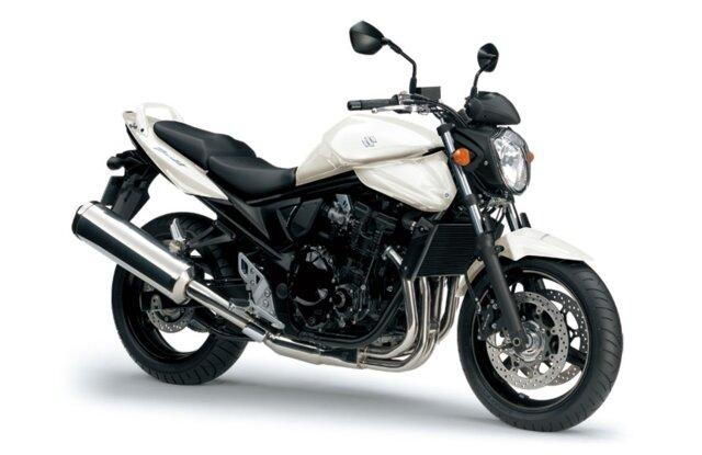 Suzuki Bandit 650 2016