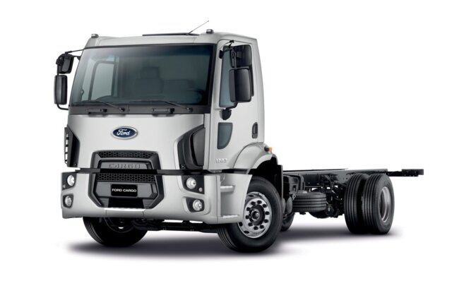 Ford Cargo 1723 2017