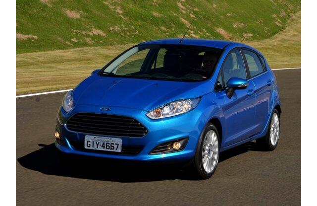 Ford New Fiesta Hatch 2017