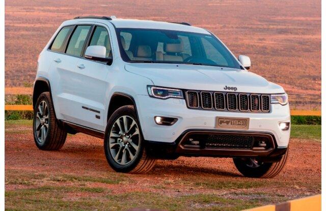 Jeep Grand Cherokee 2016
