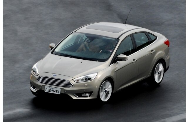 Ford Focus Sedan 2017