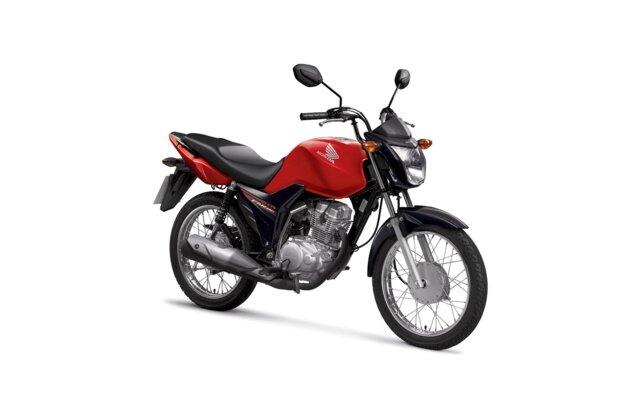 Honda CG 125 2017