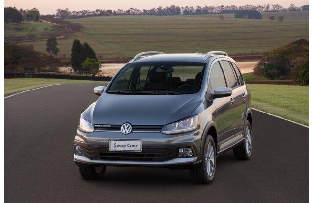 Volkswagen SpaceCross 2017