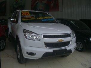 Super Oferta: Chevrolet S10 LTZ 2.4 flex (Cab Dupla) 4x2 2013/2013 4P Branco Flex