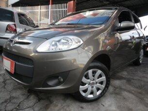 Super Oferta: Fiat Palio Attractive 1.0 8V (Flex) 2012/2013 4P Cinza Flex