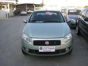Super Oferta: Fiat Siena ELX 1.4 8V (Flex) 2010/2010 4P Verde Flex