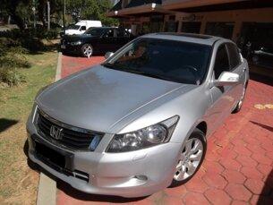 Super Oferta: Honda Accord Sedan EX 3.5 V6 (aut) 2008/2009 4P Prata Gasolina