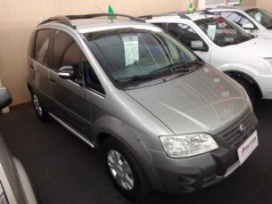 Super Oferta: Fiat Idea Adventure 1.8 (Flex) 2007/2007 4P Cinza Flex