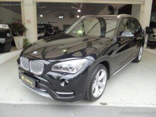 Super Oferta: BMW X1 2.0 sDrive20i (Aut) 2012/2013 4P Preto Gasolina