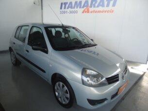 Super Oferta: Renault Clio Hatch. Campus 1.0 16V (flex) 4p 2008/2009 4P Prata Flex
