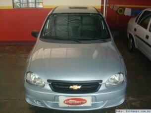Super Oferta: Chevrolet Classic Life VHC E 1.0 (Flex) 2009/2010 4P Prata Flex