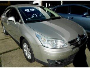 Super Oferta: Citroen C4 Pallas GLX 2.0 16V (aut) 2008/2008 4P Prata Gasolina