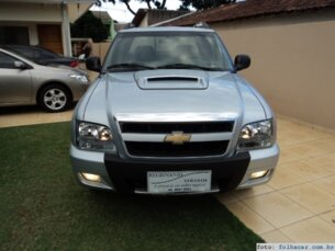 Super Oferta: Chevrolet S10 Executive 4x4 2.8 Turbo Electronic (Cab Dupla) Prata