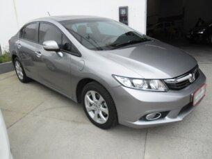 Super Oferta: Honda New Civic EXS 1.8 16V i-VTEC (aut) (flex) 2012/2012 4P Cinza Flex