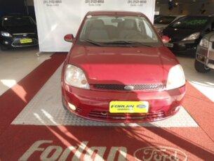 Super Oferta: Ford Fiesta Hatch Class 1.6 8V 2002/2003 P Vermelho Gasolina