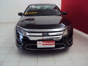 Super Oferta: Ford Fusion 2.5 16V SEL 2009/2010 4P Preto Gasolina