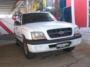 Super Oferta: Chevrolet Blazer 4x2 2.4 MPFi 2001/2002 4P Branco Gasolina