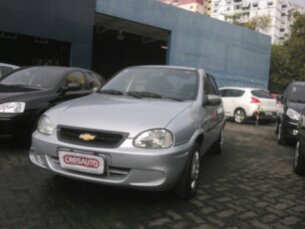 Super Oferta: Chevrolet Classic LS VHC E 1.0 (Flex) 2009/2010 P Prata Flex