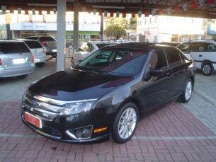 Super Oferta: Ford Fusion 2.5 16V SEL 2011/2011 4P Preto Gasolina