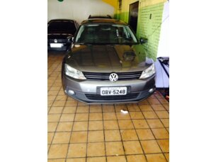 Super Oferta: Volkswagen Jetta 2.0 Comfortline (Flex) 2011/2012 4P Cinza Flex