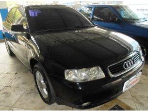 Super Oferta: Audi A3 1.8 20V 2002/2003 4P Preto Gasolina
