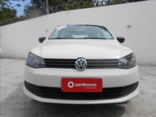 Super Oferta: Volkswagen Gol 1.0 TEC (Flex) 2p 2013/2014 2P Branco Flex