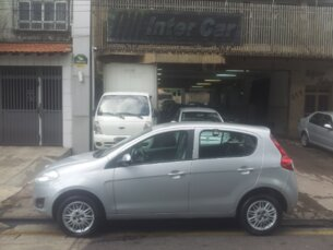 Super Oferta: Fiat Palio Attractive 1.0 8V (Flex) 2012/2013 4P Prata Flex