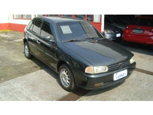 Super Oferta: Volkswagen Gol 1.0 MI 1998/1999 4P Cinza Gasolina