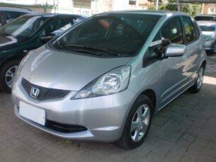 Super Oferta: Honda New Fit LXL 1.4 (flex) 2010/2011 4P Prata Flex