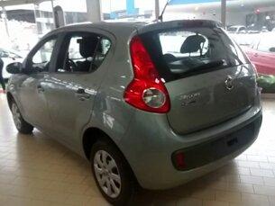 Super Oferta: Fiat Palio Attractive 1.4 Evo (Flex) 2014/2015 P Cinza Flex